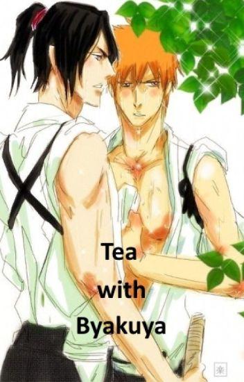 Tea with Byakuya