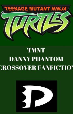 Danny Phantom and the Teenage Mutant Ninja Turtles Season 1 (2003 version) by MikaelaMiller4
