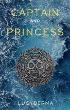 Captain and Princess bởi lucyderma