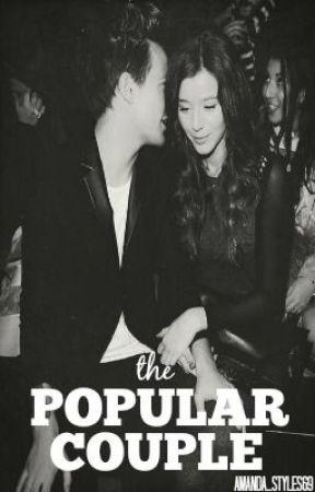 The Popular Couple [Larry Stylinson] by MIWAmanda