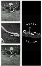 .: Never Better :|: Miguel Diaz/OC :. by VashWritingPro