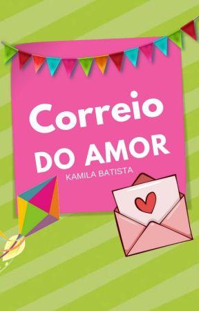 Correio do Amor (conto) by Kamisbsantos