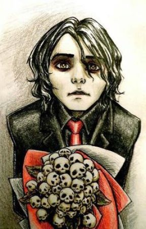 Three words aren't enough (Gerard x reader)  by TheOfficialHolyBook