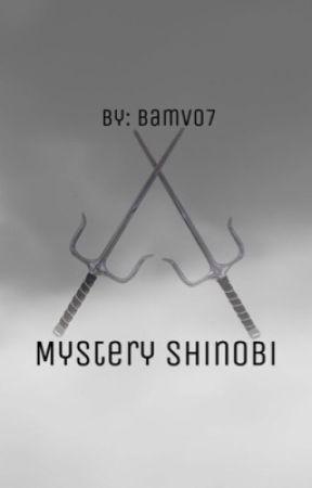 Mystery Shinobi by Ziafana