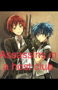 Assassins in a host club cover