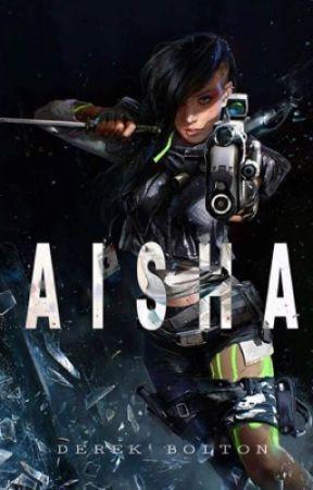 AISHA by DerekBolton