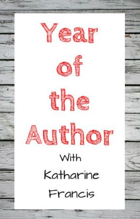 Year of the Author by K_E_Francis