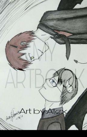 My Art Book by YoonTaeGgukkie