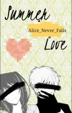 Summer Love (England x Reader) by Alice_Never_Fails