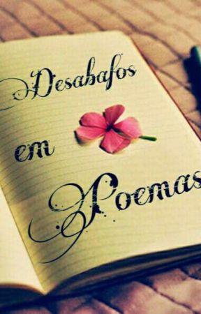 Desabafos em Poemas by MRayanne