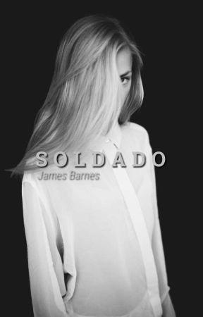 Soldado [Bucky Barnes] by pandicorniajr