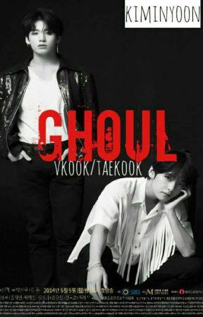 GHOUL - [VK] by Kiminyoon