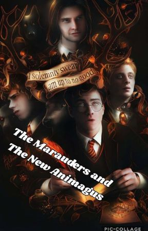 The Marauders and The New Animagus by HeyItzFae