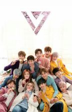 Seventeen Reactions and Imagines by Aghase95