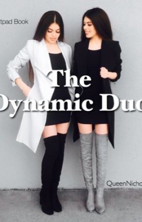 The Dynamic Duo by H_Nicholson