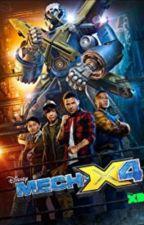 Mech-X4 one shots! by taco2525