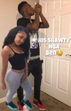 His shawty || NBA Ben by -paaidlaay