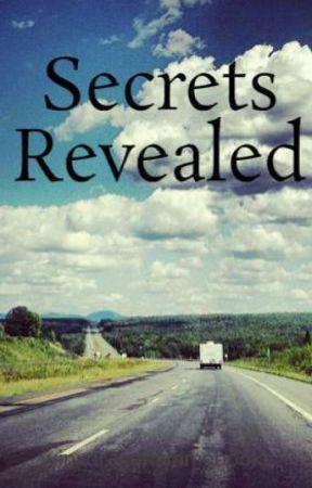 Secrets Revealed by winxdragonainmebooks