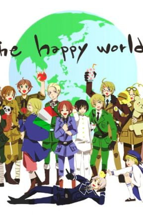 The Woes and Wonders of the World: Hetalia Headcanon One-Shots by orangelife