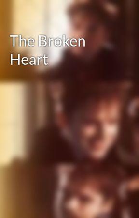 The Broken Heart  by SebastianStanIsDaddy