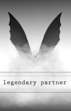 Legendary Partner ( Book: Infinity War X Reader) by SarahCroft08