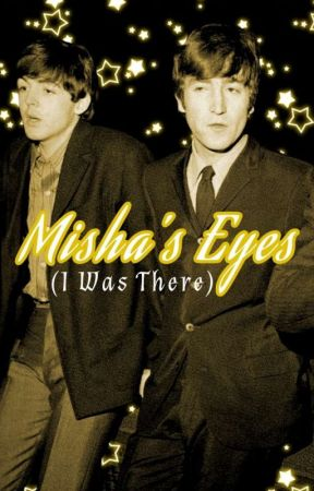 Misha's Eyes (I Was There) /McLennon\ by OhMrsBlurryface