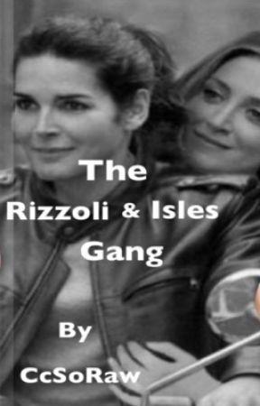 The Rizzoli & Isles Gang by CcSoRaw