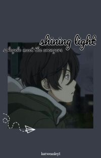 Shining Light- Nico Di Angelo and Will Solace meet the Avengers cover