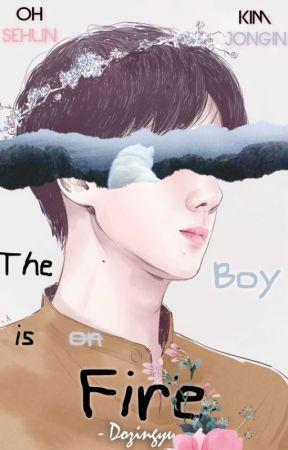 The Boy is on Fire || sekai by dozingyu