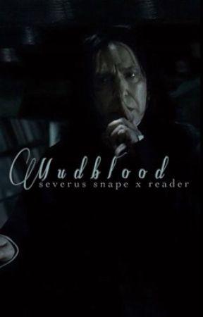 𝐌𝐮𝐝𝐛𝐥𝐨𝐨𝐝    Severus Snape x Reader    by starlightscare
