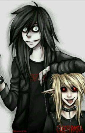 [NAME] & CREEPYPASTA by black_killer402