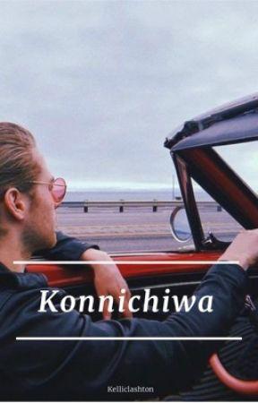 Konnichiwa || Cake ✔ by kelliclashton