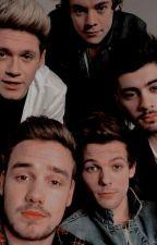 One Direction One Shots by Camz_Jaureguixx