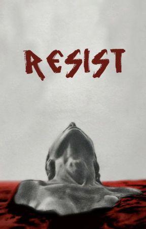 resist || bellamy blake by rlybadwriting