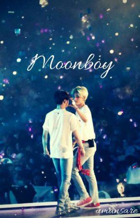 Moonboy ♡ Vkook by umansare