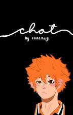 chat | haikyuu chatfic by JaneOng1
