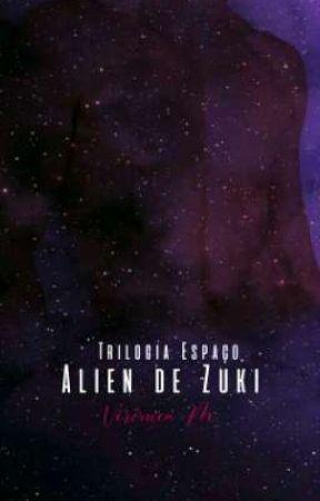 Alien de Zuki - Trilogia Espaço by VeronicaPensativa