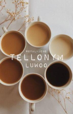 tellonym • luwoo by ROYAL-JENO