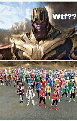 Đọc Truyện Cuộc tấn công của Thanos với thế giới Super Sentai và Kamen Rider - Truyen99.Com