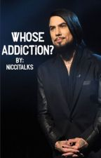 Whose Addiction? (Dave Navarro x Reader) by justyourcrutchx