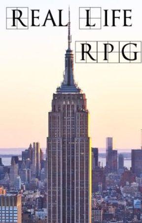 Real Life RPG || New York Edition by itsjustsera