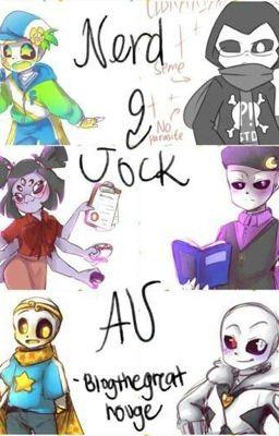 [Vietsub Comic] [AU's] Nerd And Jock