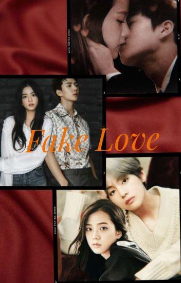 Fake Love Taehyung X Suho X Jisoo X Sehun Vsoo Wattpad