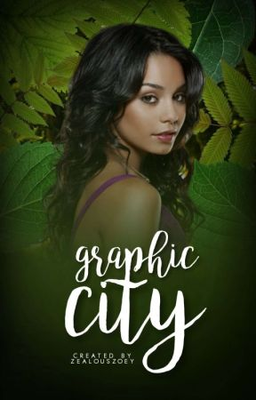 Graphic City || OPEN by zoeysgraphics