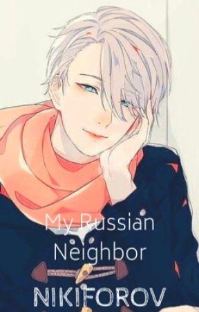- My Russian Neighbor, Victor Nikiforov - by R053Y_Glow