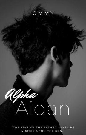 Alpha Aidan | COMING SOON by _Ommy_
