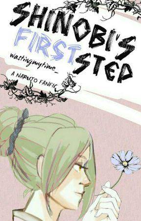 Shinobi's First Step by wastingmytime_