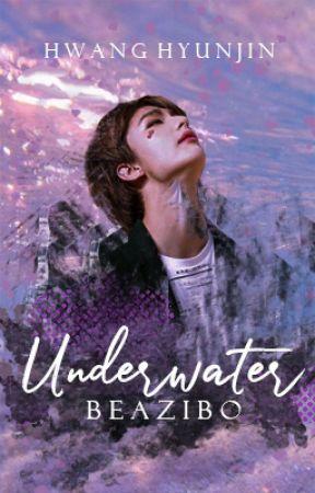 underwater   hwang hyunjin ✓ by beazibo