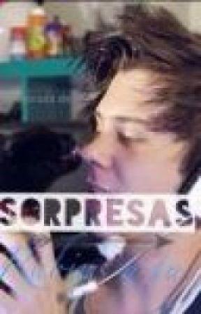 Sorpresas (2da temporada de Solo a ti) (Rubius) Terminada. by whatevermanwtf