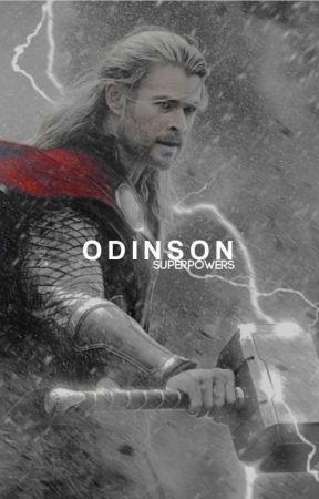 Odinson!   Superpowers by writingthemcu
